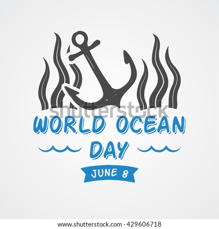 world ocean day world water