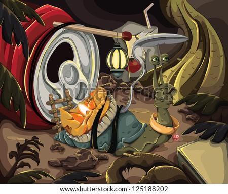 world of snails