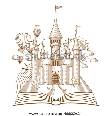 world of tales  fairy castle
