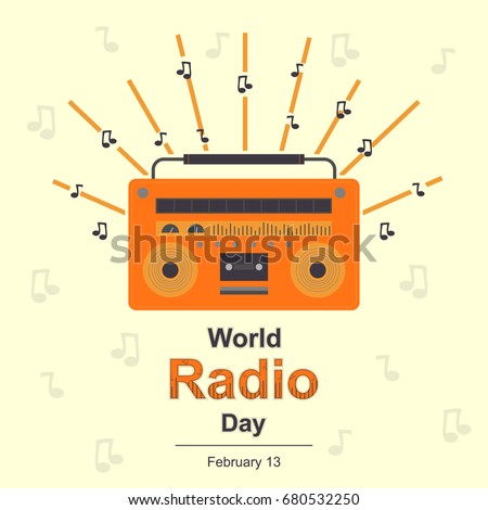 world radio day  13 february