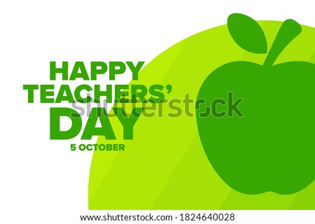 world teachers  day 5 october