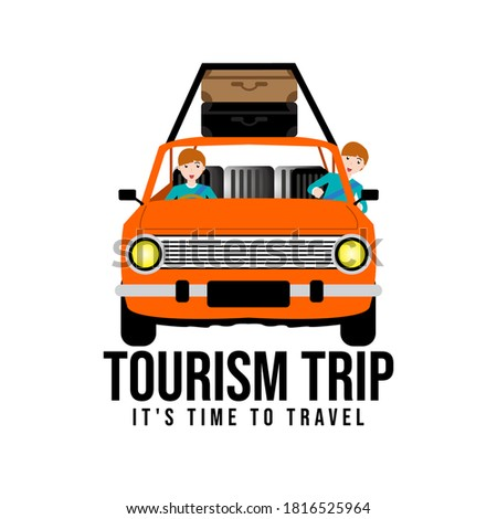 world tourism day icon template