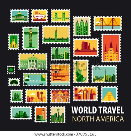 world travel  north america