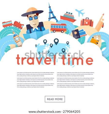 world travel planning summer