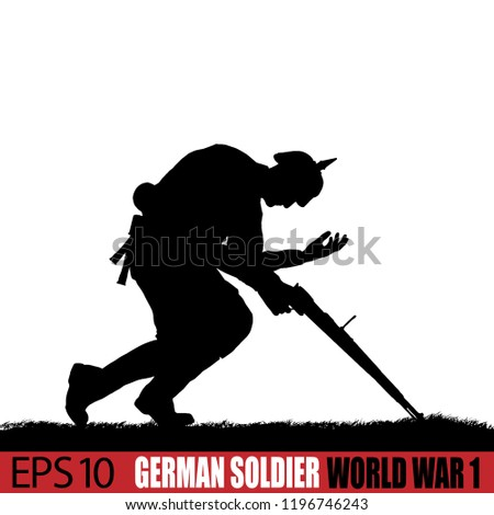 world war one german soldier