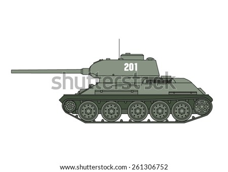 world war two tank soviet tank