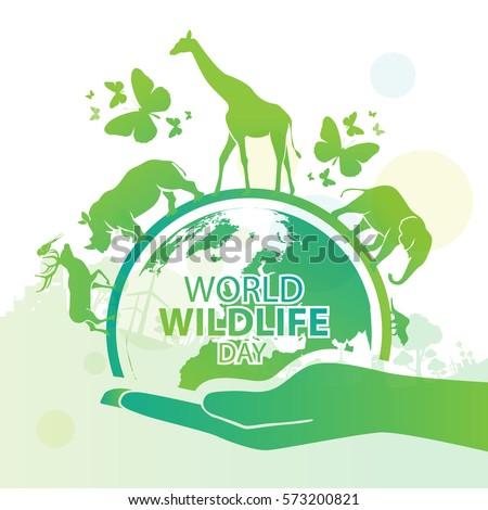 world wildlife day  march 3