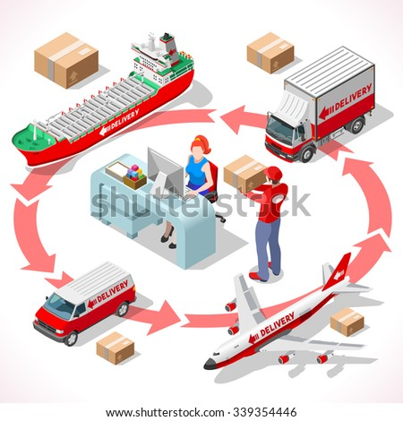 worldwide express delivery