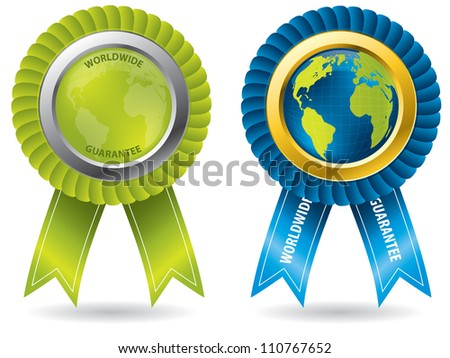 First prize ribbon award vector - Download Free Vector Art, Stock