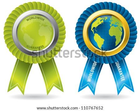 First prize ribbon award vector - Download Free Vector Art, Stock