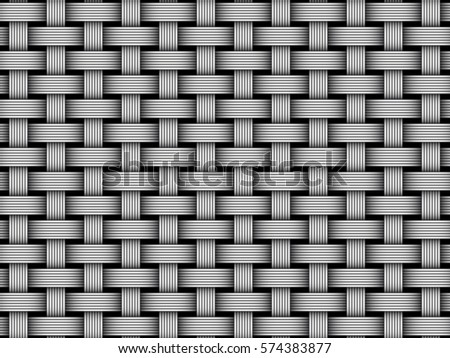 stock-vector-woven-fiber-seamless-pattern-vector-illustration