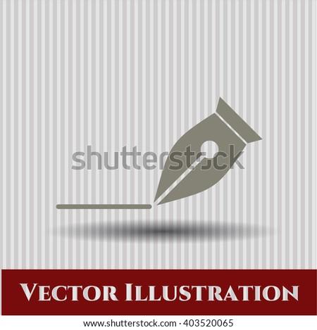Writer symbol