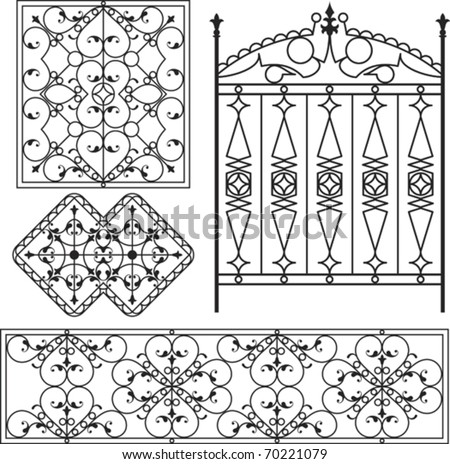 Heritage Cast Iron Gates and Cast Iron Railings