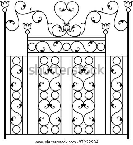 Displaying (16) Gallery Images For Wrought Iron Designs For Windows...