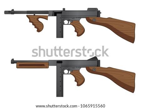 Ww Sub Machine Gun