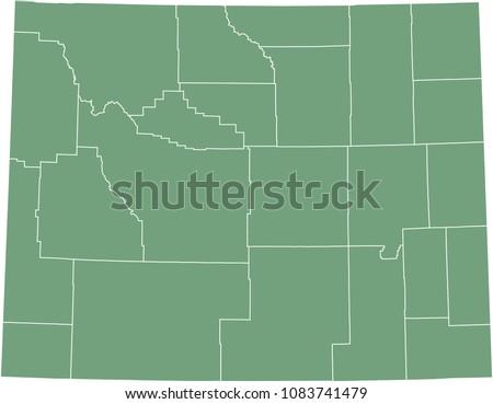 Wyoming Free Vector Art - (13 Free Downloads)