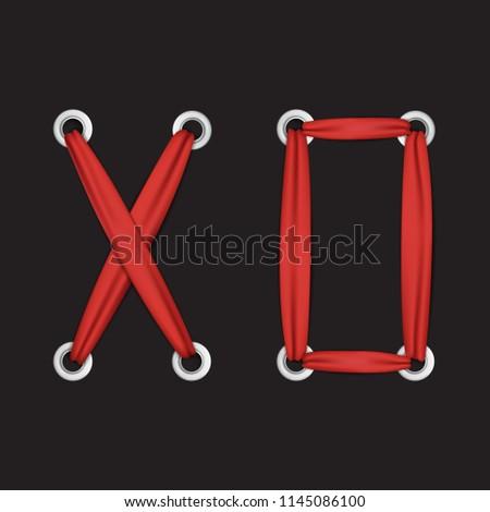 x o t shirt fashion print on
