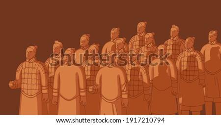 xian warriors of ancient