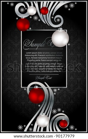 xmas background for design