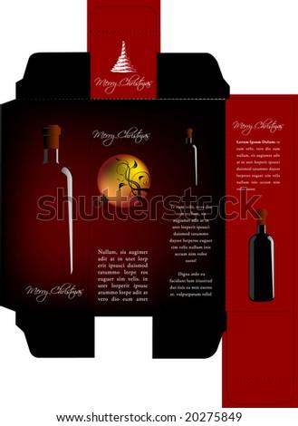 xmas wine package