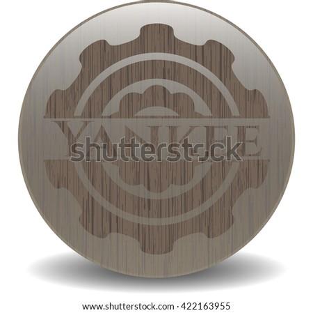 Yankee wood signboards