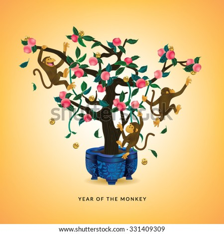year of the monkey and