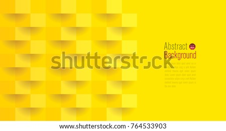 yellow abstract texture vector