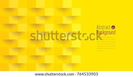 yellow abstract texture vector