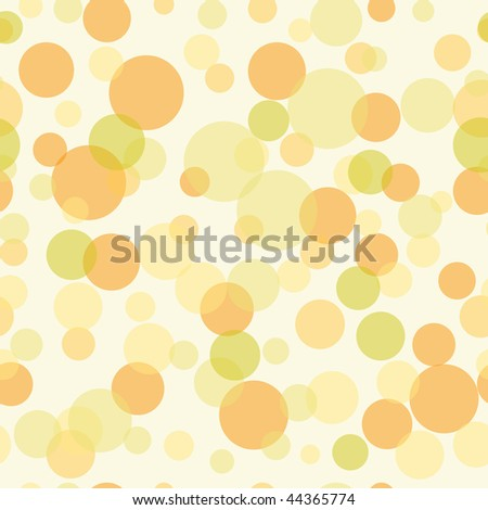 background patterns green. stock vector : Yellow and green transparent dots seamless ackground pattern