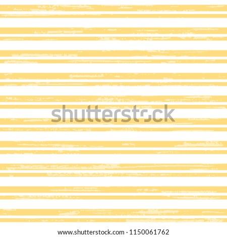 yellow and white stripy