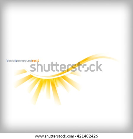 yellow and white vector