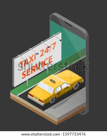 yellow cab taxi 24 7 service