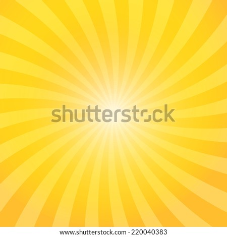 yellow color burst background