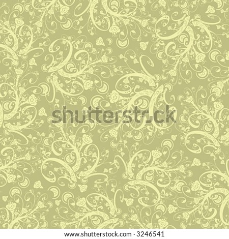 background wallpaper flowers. stock vector : yellow flowers