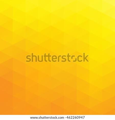 yellow grid mosaic background