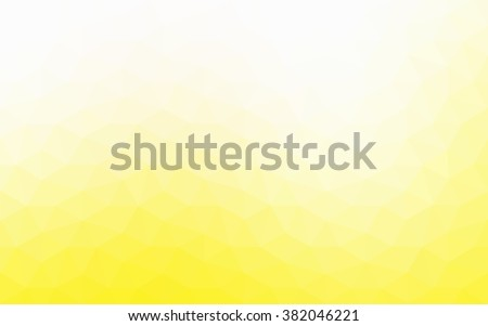 Shutterstock Yellow polygonal illustration, which consist of triangles. Geometric background in Origami style with gradient. Triangular design for your business.