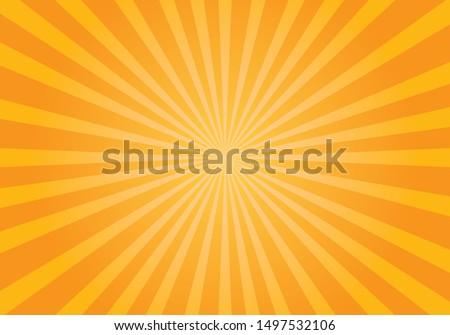 yellow shiny starburst