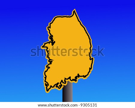 north korea map. north korea map vector