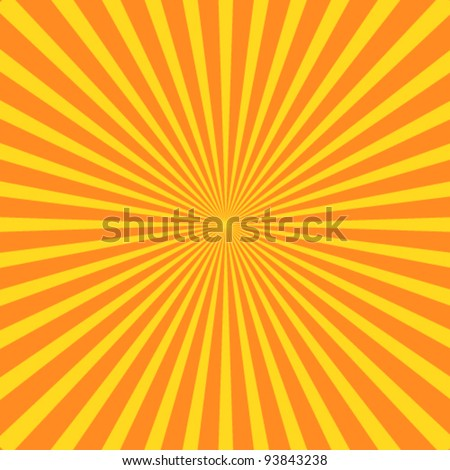 Yellow stripes background