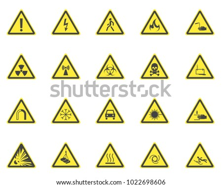 Chemical Danger Icons Download Free Vector Art Stock Graphics