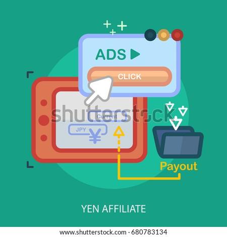 Yen Affiliate Conceptual Design #680783134