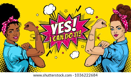 yes  i can do it poster pop