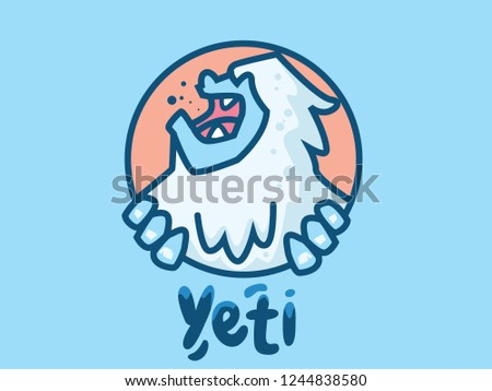 Free Yeti Icons Vector - Download Free Vectors, Clipart