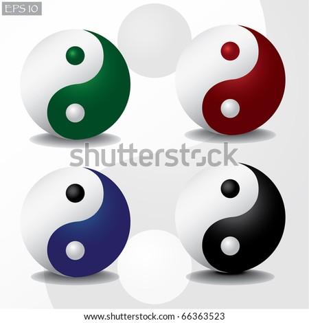 ying yang symbol - 331 Free Vectors to Download | FreeVectors