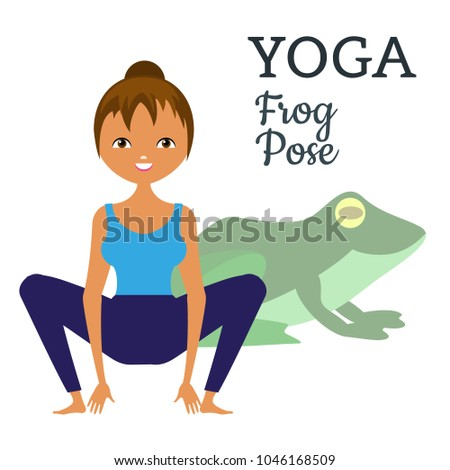 yoga asana is the pose of a