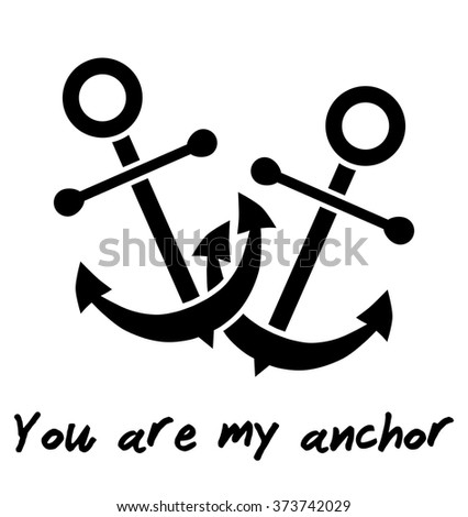 you are my anchor declaration