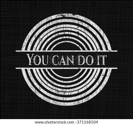You can do it on blackboard