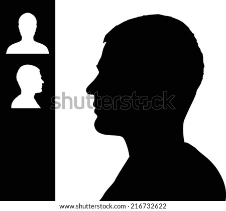 head silhouettes profile download free vector art stock graphics rh vecteezy com human head silhouette vector horse head silhouette vector free