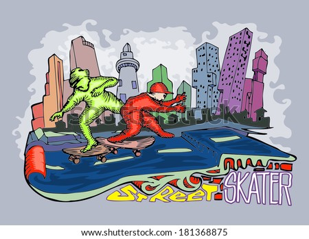 stock-vector-young-man-playing-skate-boa