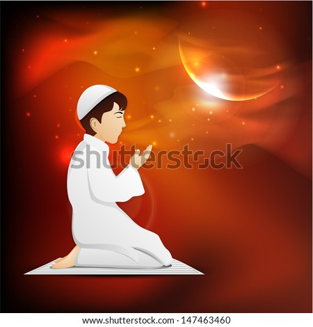 1fea343c4b3c Royalty-free Muslim boy in Islamic traditional dress…  140969425 ...